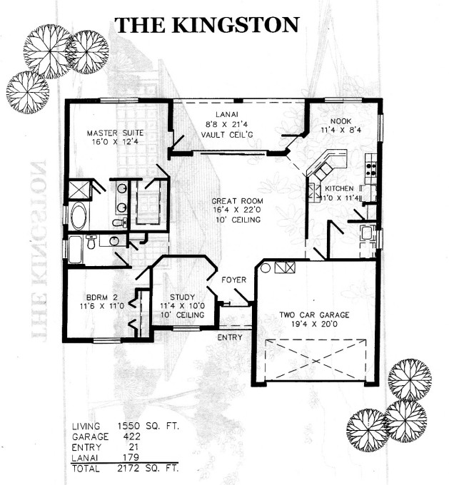 Kingston Layout